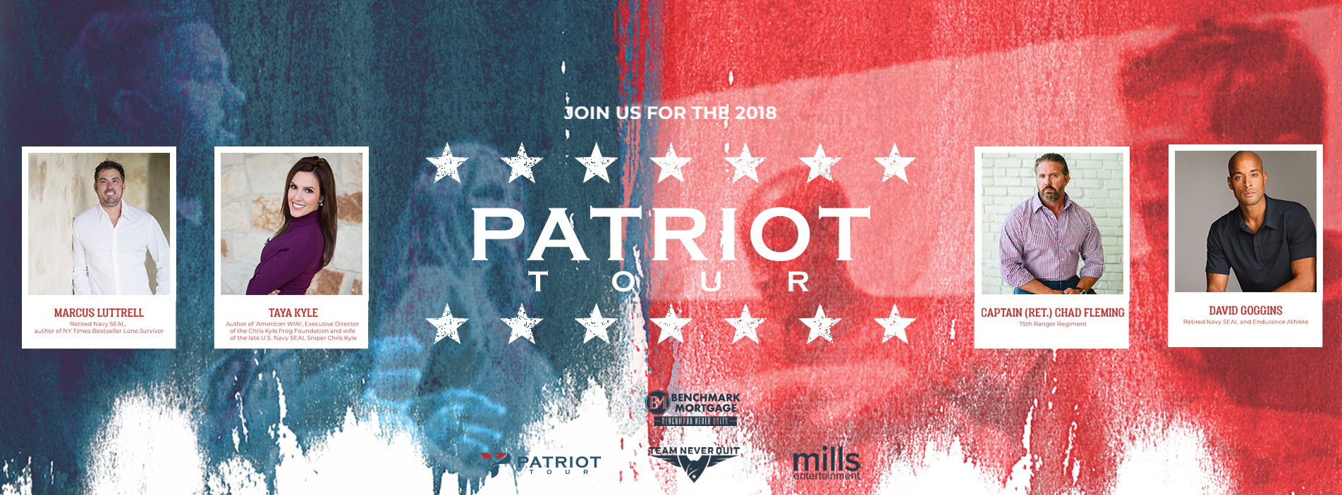 The Patriot Tour featuring Marcus Luttrell