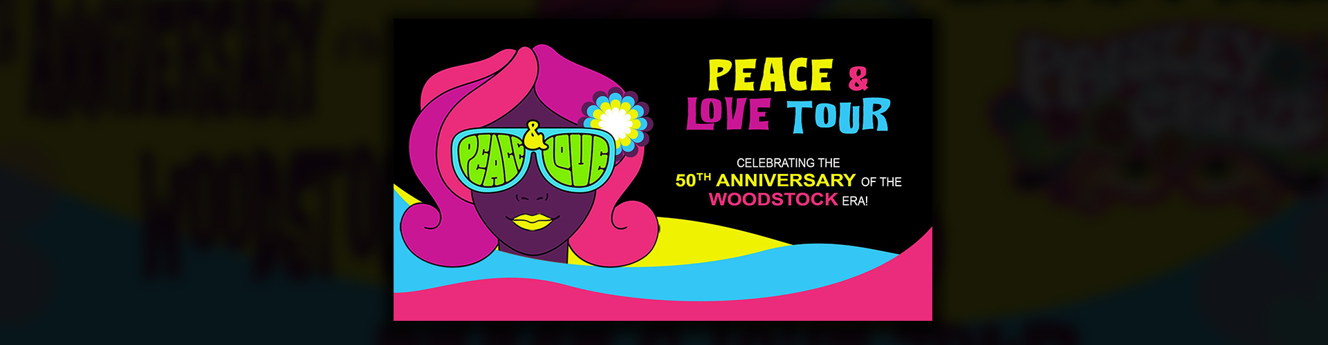 Peace and Love Tour 2019