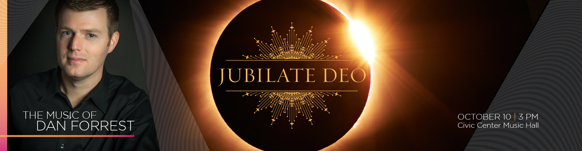 Jubilate Deo: The Music of Dan Forrest