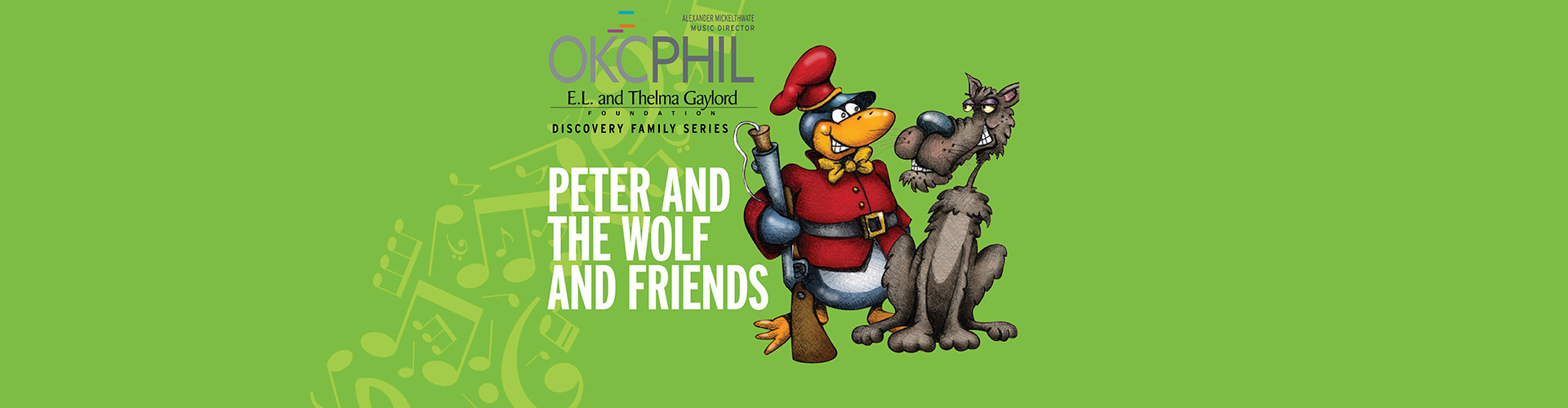 Peter and the Wolf and Friends