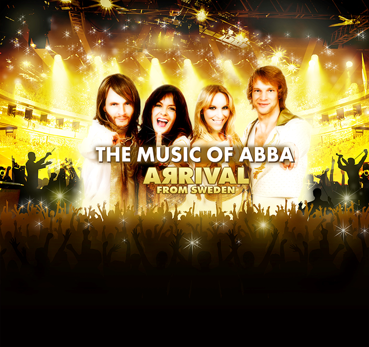 The Music of ABBA - Arrival from Sweden