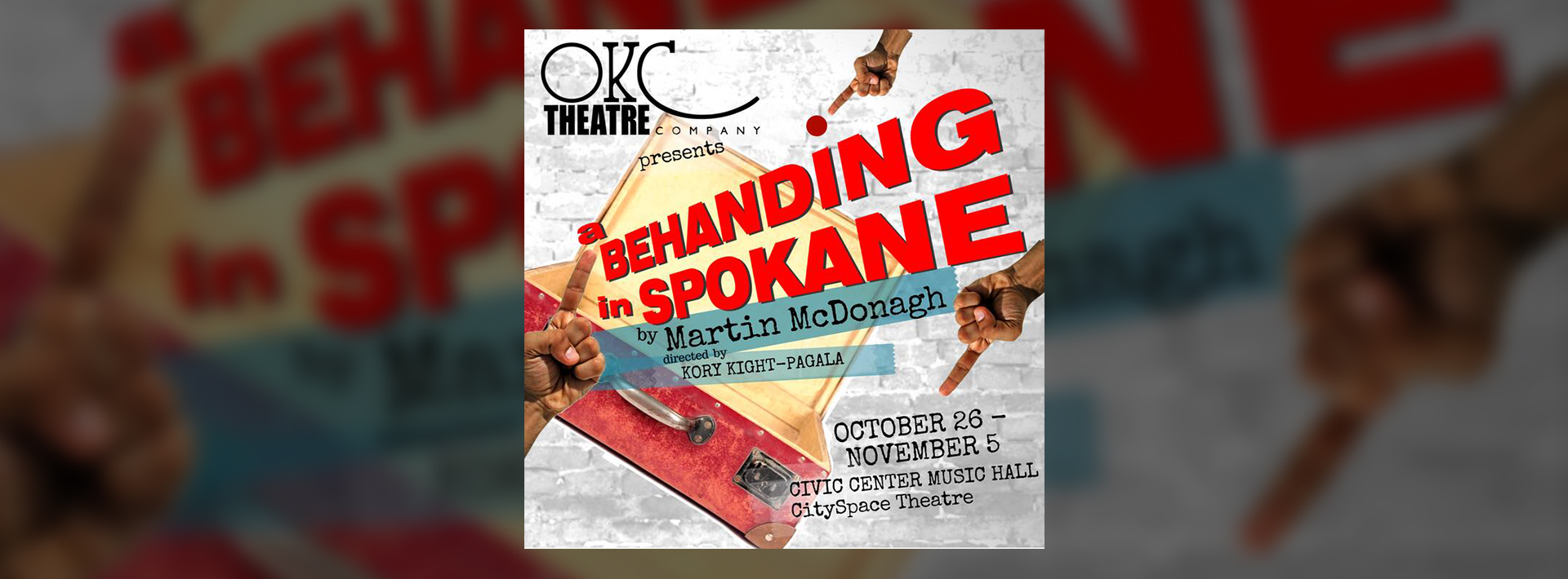 A Behanding in Spokane