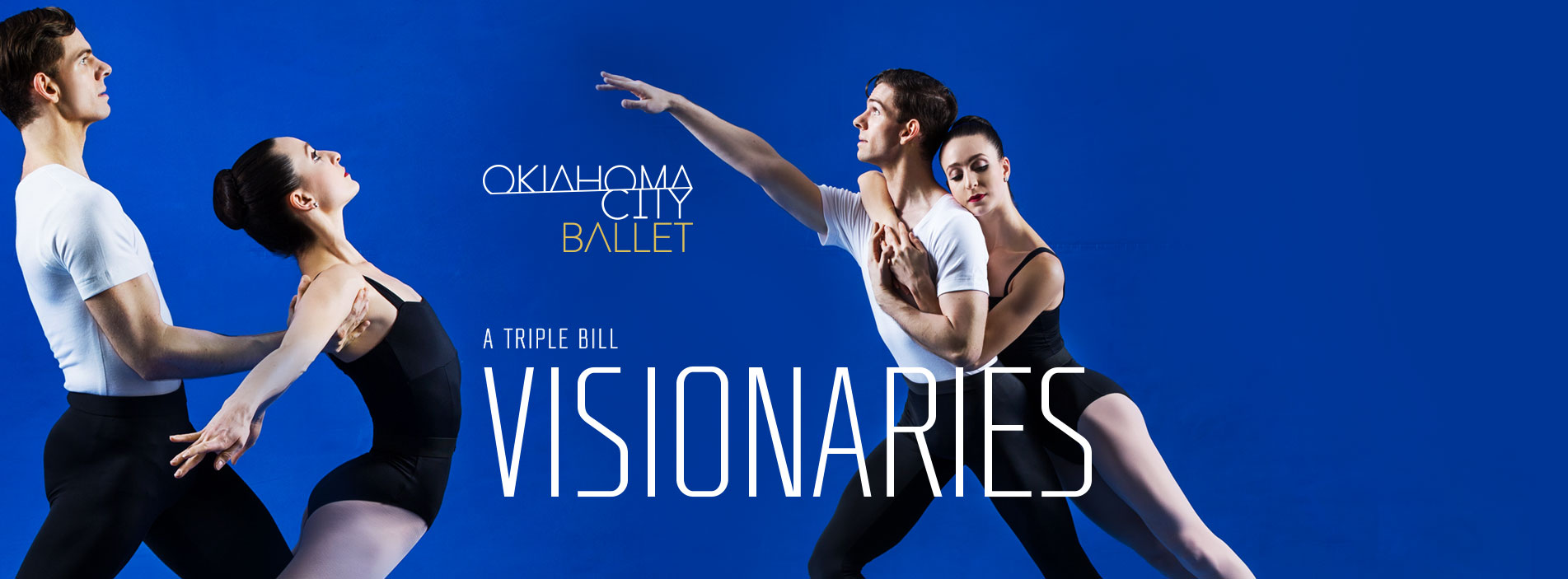 Visionaries - A Triple Bill