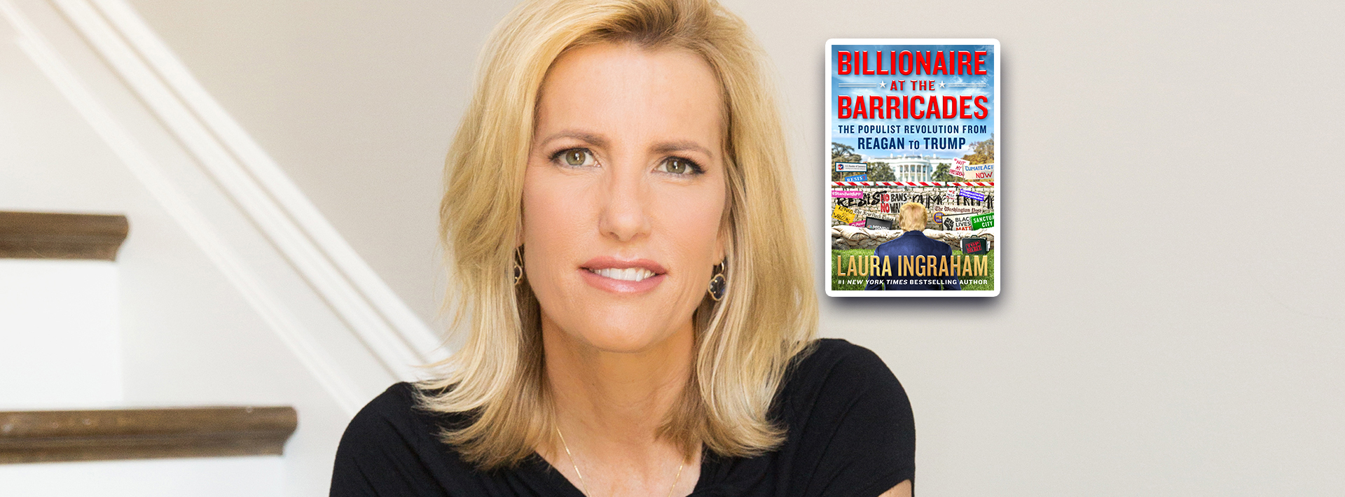 CANCELLED Laura Ingraham: Busting the Barricades Tour 2017